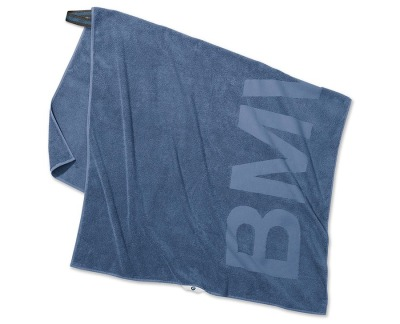 Банное полотенце BMW Active Towel, Blue