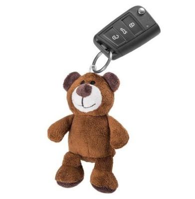 Брелок мишка Skoda Keyring Teddy Bear Kodiaq
