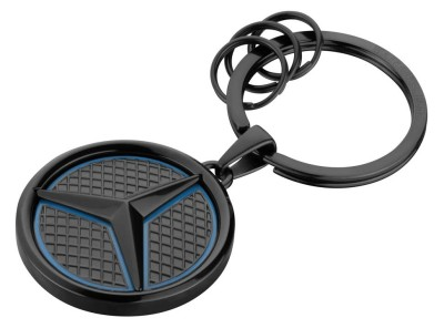 Брелок Mercedes-Benz Key Ring, Las Vegas, Black Edition