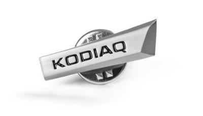 Металлический значок Skoda Kodiaq Metall Pin