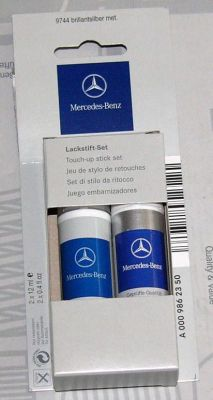Краска-карандаш Mercedes Touch-up Paint Pencil