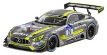 Модель Mercedes-AMG GT3, AMG Team HTP Motorsport, Grey, 1:18 Scale