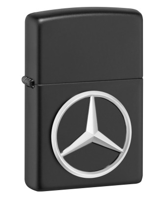 Зажигалка Mercedes-Benz Zippo Lighter, Black