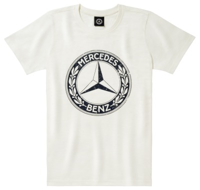Мужская футболка Mercedes Men's T-shirt, Off-white, Classic