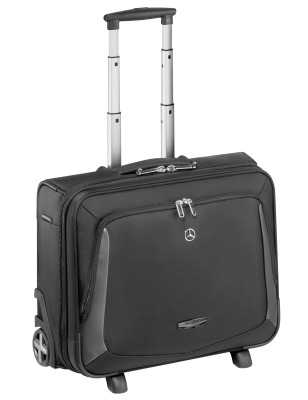Кейс-пилот Mercedes-Benz Pilot Suitcase, Samsonite, Black