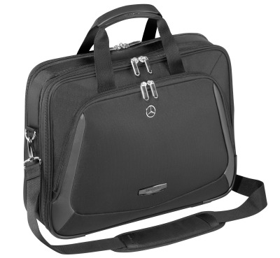 Сумка для ноутбука Mercedes-Benz Laptop Bag, Samsonite, Black
