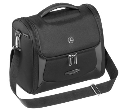 Дорожный несессер Mercedes-Benz Vanity Suitcase, Samsonite, Black