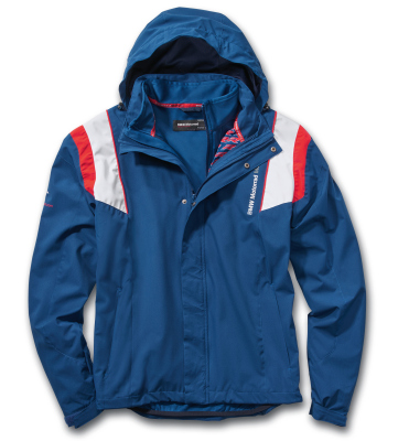 Теплая куртка унисекс 2 в 1 BMW Motorrad Motorsport Jacket, Unisex, Blue/White/Red