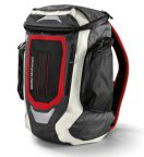 Рюкзак BMW Motorrad Backpack Function, Black/White/Red