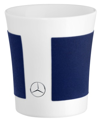 Фарфоровая кружка Mercedes Porclain Mug, Brilliant Blue