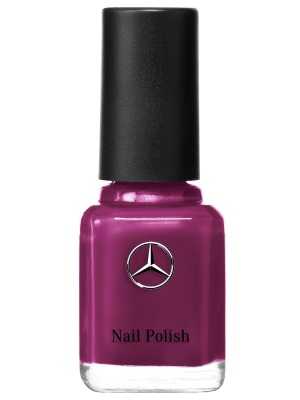 Лак для ногтей Mercedes-Benz Nail Polish, Plum