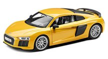 Сборная модель Audi Assembly Line R8 V10, 1:24, Vegas Yellow