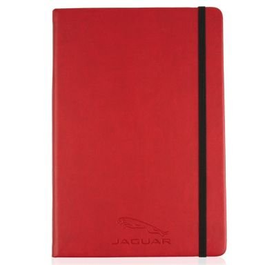Блокнот Jaguar Note Book A5, Red