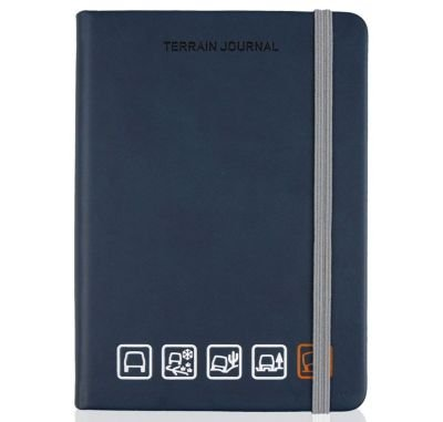 Блокнот Land Rover Note Book A6, Navy