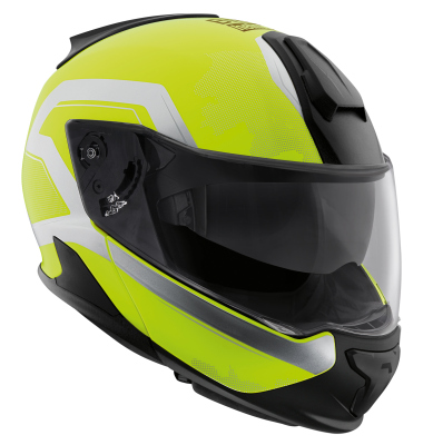 Мотошлем BMW Motorrad Helmet System 7 Carbon, Decor Spectrum Fluor