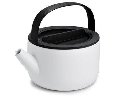 Чайник Mini Teapot White/Black