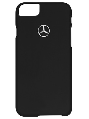 Чехол для iPhone 6,7 Mercedes-Benz Cover for iPhone® 6,7, Plastic/Leather, Black