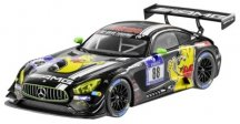 Модель Mercedes-AMG GT3, HARIBO Racing Team-AMG, Black, 1:18 Scale