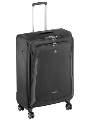 Туристический чемодан Mercedes X´Blade Suitcase Spinner 78, Samsonite, Black 2017