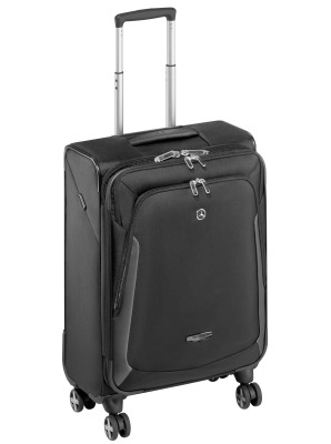 Туристический чемодан Mercedes X´Blade Suitcase Spinner 63, Samsonite, Black