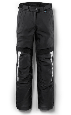 Женские мотоштаны BMW Motorrad Trousers TourShell, Ladies, Black 2017