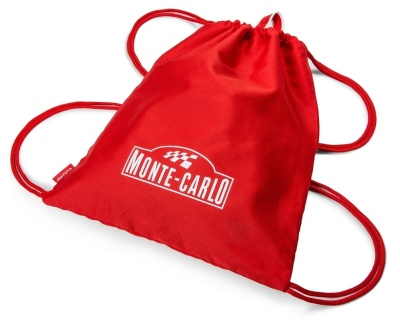 Сумка-мешок Skoda Monte-Carlo Gym Bag, Red