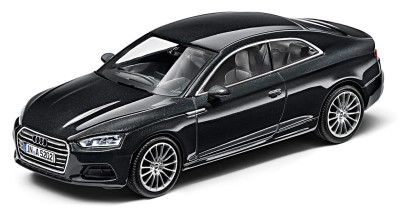 Модель автомобиля Audi A5 Coupe, Scale 1:43, Manhattan Grey