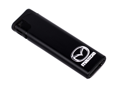 Зажигалка Mazda Logo Lighter, Zoom-Zoom, Black