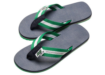 Шлепанцы-сланцы-вьетнамки Porsche Flip-Flops, RS 2.7 Collection