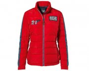Женская куртка Porsche Women's Jacket, Martini Racing Collection, Red