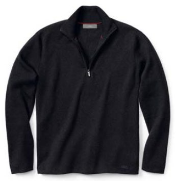 Мужской свитер Audi Mens Sweater, Dark Grey