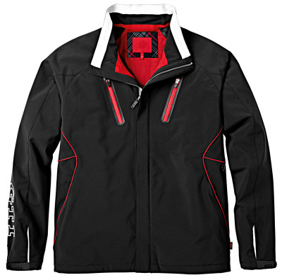 Мужская куртка Volkswagen GTI Softshell Jacket, Men's, Black