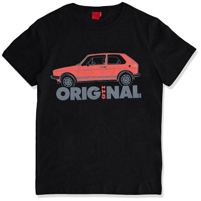 Детская футболка Volkswagen Original GTI T-Shirt, Kids, Black