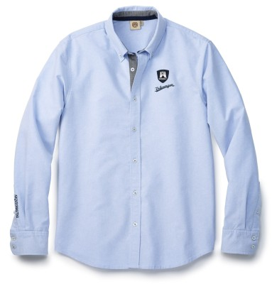 Мужская рубашка Volkswagen Classic Men's Shirt, Light Blue