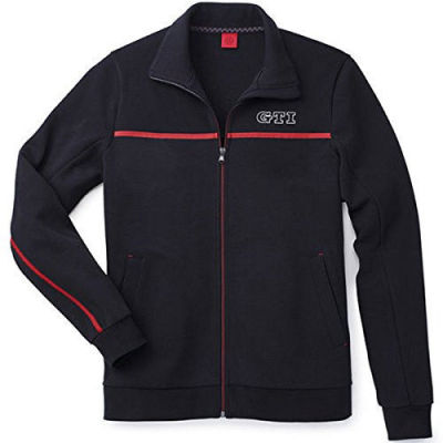 Мужская толстовка Volkswagen Sweat Jacket, GTI, Men's, Black
