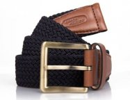 Ремень Land Rover Unisex Belt - Navy