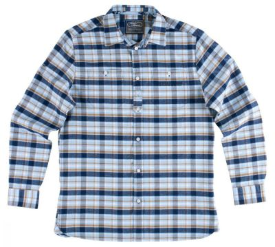 Мужская рубашка Land Rover Men's Heritage Shirt, Blue