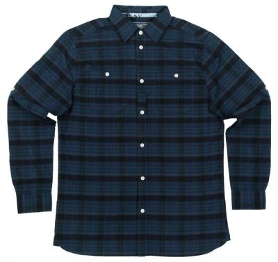Мужская рубашка Land Rover Men's Heritage Shirt, Navy
