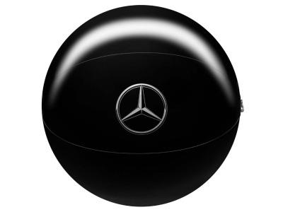 Надувной мяч для игр на пляже Mercedes Beachball, Black