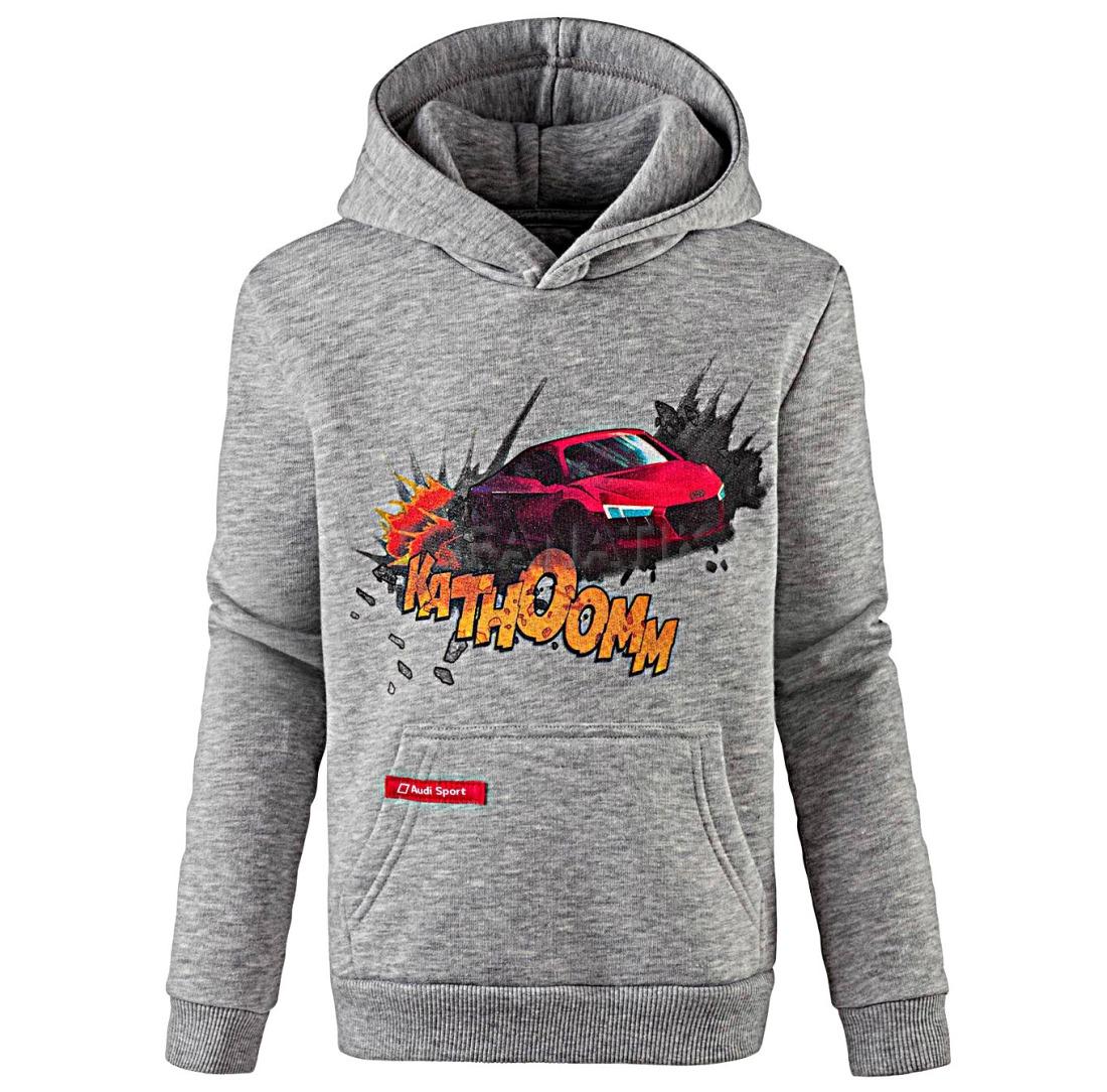 Пуловер С Капюшоном С Доставкой