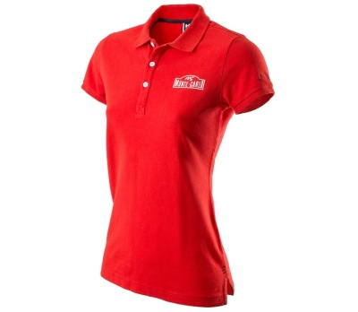 Женская рубашка-поло Skoda Polo Shirt Monte-Carlo, Women's, Red