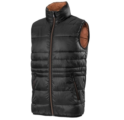 Мужской жилет Skoda Vest Men's Light, Black 2018