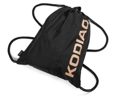 Сумка-мешок Skoda Gym Bag Kodiaq, Black