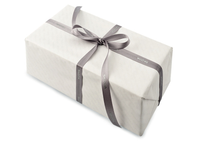 Лента для упаковки подарков Skoda Grey Ribbon