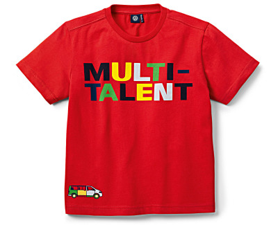 Детская футболка Volkswagen Kids T-shirt Multi-talent
