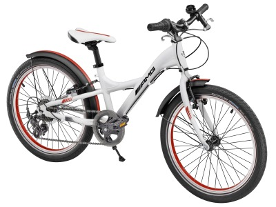 Детский велосипед Mercedes-Benz Chidren's AMG Bike, White