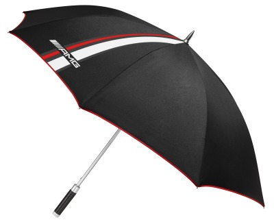 Зонт-трость Mercedes-Benz AMG Guest Umbrella, Black