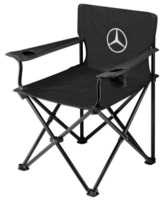 Складной стул Mercedes Collapsible Chair, Black