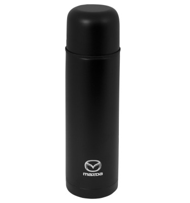 Термос Mazda Logo Thermos Flask, Black