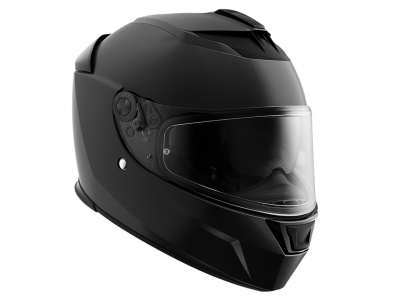 Мотошлем BMW Motorrad Helmet Street X, Night Black Matt
